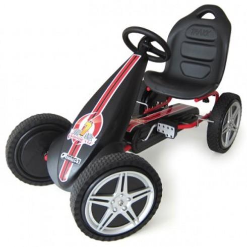 Go Kart Hauck Hurricane red
