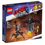 LEGO The Movie Batman si Barba Metalica 70836