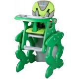 Scaun de masa Caretero Primus green
