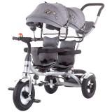 Tricicleta gemeni Chipolino 2Play grey {WWWWWproduct_manufacturerWWWWW}ZZZZZ]
