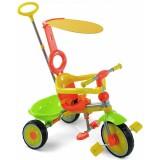 Tricicleta Plebani Pegaso 3 in 1 verde