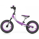 Bicicleta fara pedale Milly Mally Young violet
