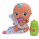 Papusa interactiva Famosa Bobby-Boo Bellies