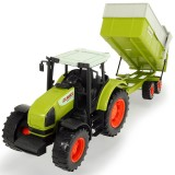 Tractor Dickie Toys Claas Ares cu remorca {WWWWWproduct_manufacturerWWWWW}ZZZZZ]