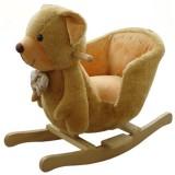 Ursulet balansoar Babygo Ursuletul cel cuminte