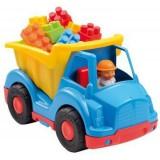 Camion Ecoiffier Dumper cu cuburi