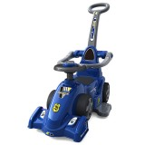 Masinuta de impins Chipolino Formula cu maner blue
