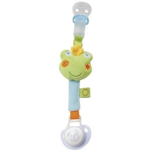Port-suzeta Brevi Soft Toys 092417 Broscuta