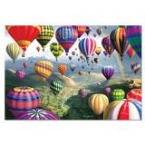 Puzzle Educa Baloane cu aer cald 1000 piese