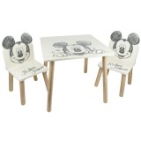 Set masuta si scaunele Global Mickey Mouse
