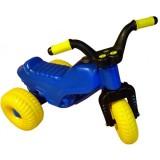 Tricicleta fara pedale Super Plastic Toys Blue Lagoon