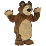 Jucarie de plus interactiva Simba Masha and the Bear, Masha Music Fun {WWWWWproduct_manufacturerWWWWW}ZZZZZ]