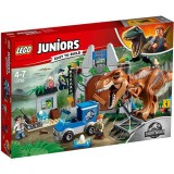 LEGO Juniors Evadarea Lui T Rex 10758