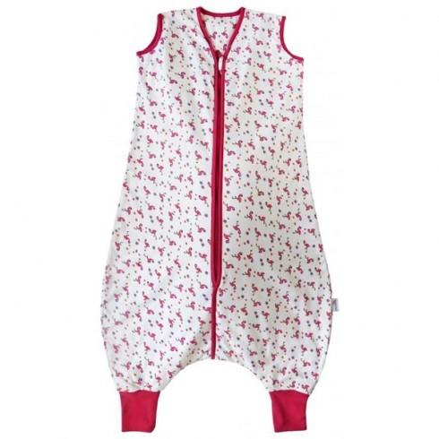Sac de dormit Slumbersac Flamingo 18-24 luni 1.0 Tog