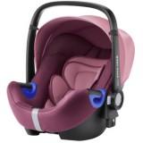 Scaun auto Britax - Romer Baby-Safe i-Size wine rose