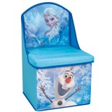 Scaun si cutie depozitare Fun House Disney Frozen