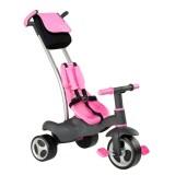 Tricicleta Molto 5 in 1 roz