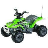 ATV Peg Perego Corral Bearcat verde