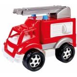 Jucarie Bino Masinuta de pompieri cu scara