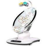 Scaunel balansoar 4Moms MamaRoo 4.0 Plush multicolor