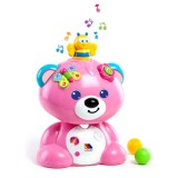 Ursulet Molto cu activitati roz