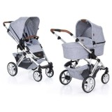 Carucior ABC Design Salsa 4 2 in 1 graphite grey