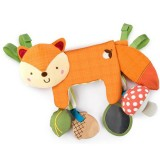 Jucarie Bright Starts Foxy Forest Toy Bar 2 in 1