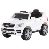Masinuta electrica Chipolino SUV Mercedes Benz ML350 white {WWWWWproduct_manufacturerWWWWW}ZZZZZ]