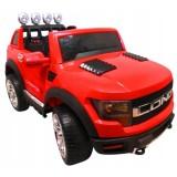 Masinuta electrica R-Sport Eva Cabrio Long BBH-1388 Rosu