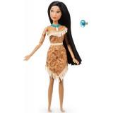 Papusa Disney Printesa Pocahontas cu inel
