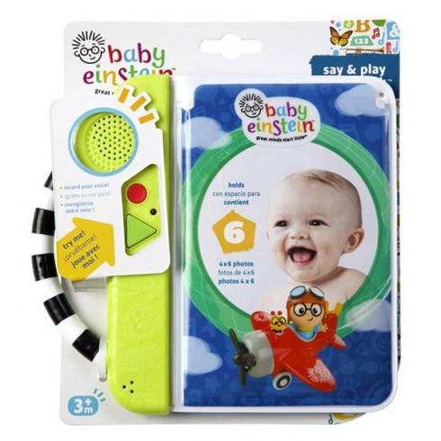 Carticica Baby Einstein Say & Play Photobook