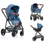 Carucior Kiddo Jazz 3 in 1 denim