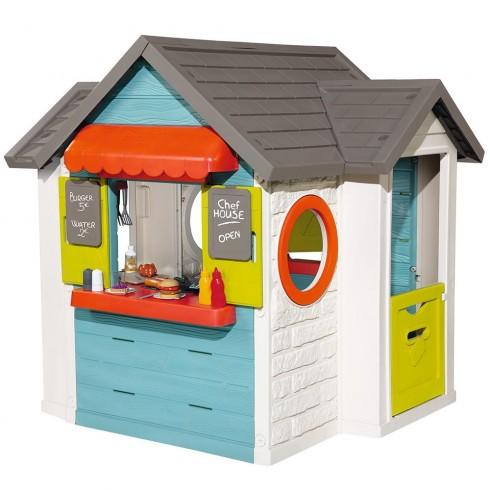 Casuta pentru copii Smoby Chef House {WWWWWproduct_manufacturerWWWWW}ZZZZZ]