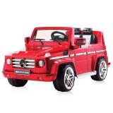 Masinuta electrica Chipolino SUV Mercedes Benz G55 red