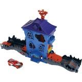 Pista de masini Hot Wheels by Mattel Croc Mansion Attack cu masinuta {WWWWWproduct_manufacturerWWWWW}ZZZZZ]