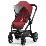 Carucior Kiddy Evostar 1 ruby red
