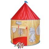 Cort de joaca Knorrtoys Albinuta Maya Color My Tent