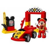 LEGO DUPLO Masina de curse a lui Mickey (10843) {WWWWWproduct_manufacturerWWWWW}ZZZZZ]