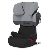 Scaun auto Cybex Solution X2 Fix cobbelstone cu Isofix