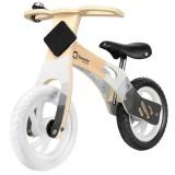Bicicleta din lemn fara pedale Lionelo Willy carbon