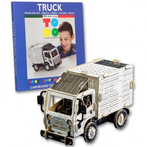 Joc creativ Todo 3D Truck