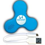 Jucarie interactiva Bontempi Wireless spinner bleu