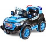 Masinuta electrica Toyz Patrol 2x6V blue
