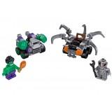 Mighty Micros: Hulk vs. Ultron (76066) {WWWWWproduct_manufacturerWWWWW}ZZZZZ]