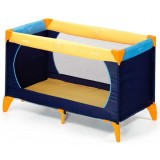 Patut pliabil Hauck Dream'n Play yellow blue navy