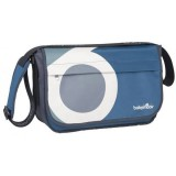 Geanta Babymoov Messenger Bag petrole