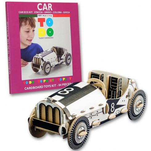 Joc creativ Todo 3D Car