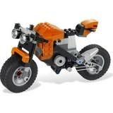 LEGO Creator Street Rebel Motocicleta 3 in 1 7291