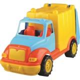 Masinuta Ucar Toys Camion pentru gunoi 48 cm