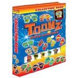 Carte cu figurine de colectionat Dracco Toonz